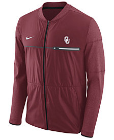 Nike Men's Oklahoma Sooners Elite Hybrid Jacket