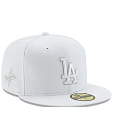 New Era Los Angeles Dodgers Pure Money 59FIFTY Fitted Cap