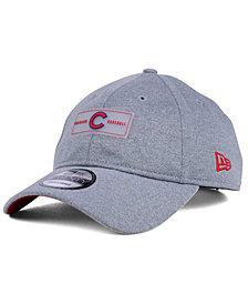 New Era Chicago Cubs Clear Patch 9TWENTY Strapback Cap