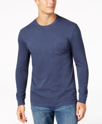 Long Sleeve Mens T-Shirts - Macy's