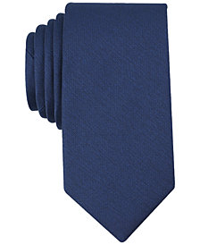 Perry Ellis Men's Norfolk Solid Tie