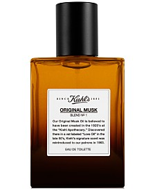 Kiehl's Since 1851 Original Musk Eau de Toilette Spray, 1.7-oz.