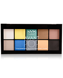 NYX Professional Makeup Avant Pop Surreal Heart Eye Shadow Palette