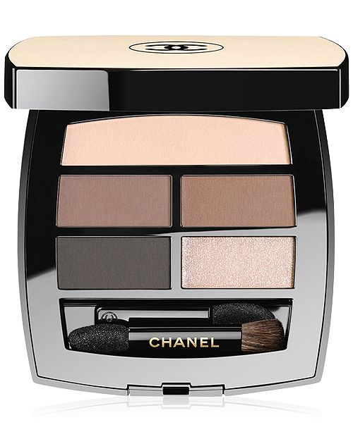CHANEL Healthy Glow Natural Eyeshadow Palette