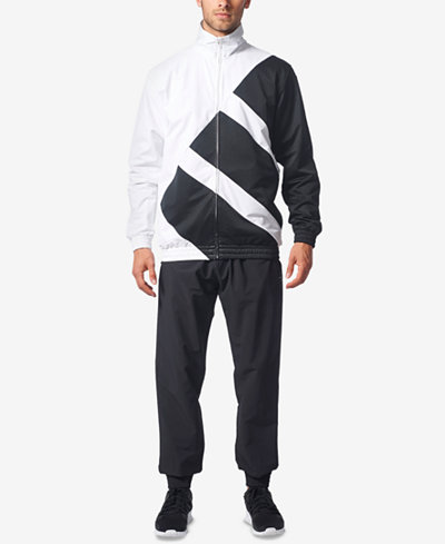 adidas Originals Men's EQT Track Jacket and Pants