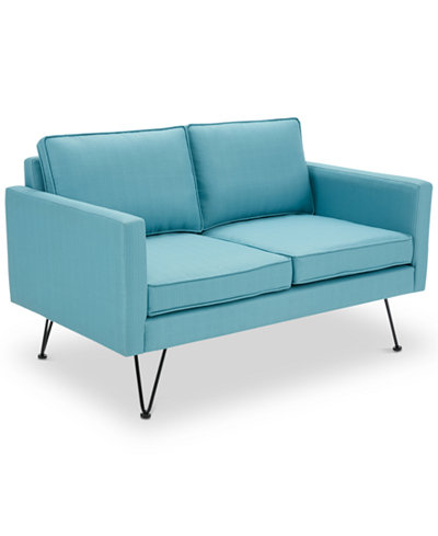 Austin Outdoor Loveseat, Quick Ship