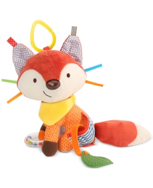 Skip Hop Bandana Buddies Fox Activity Toy