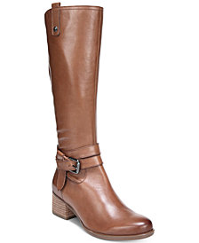 Naturalizer Dev Wide-Calf Tall Boots