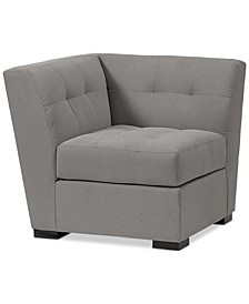 Roxanne II Performance Fabric Modular Corner, Created for Macy's