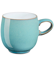 Denby Dinnerware, Azure Small Mug