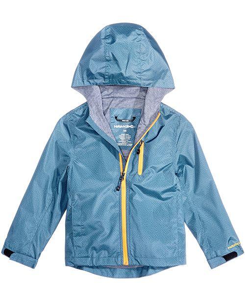 534b11328 Hawke   Co. Outfitter Hooded Rain Jacket