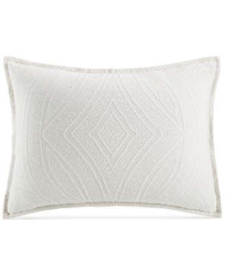 Trousseau Cotton Standard Sham, Created for Macy's