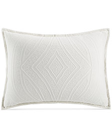 Hotel Collection Trousseau Cotton Standard Sham, Created for Macy's