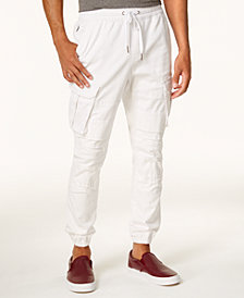 Ring of Fire Men's Relaxed-Fit Jogger Pants, Created for Macy's