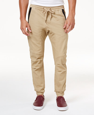 Ring Of Fire Men S Stretch Jogger Pants Created For Macy