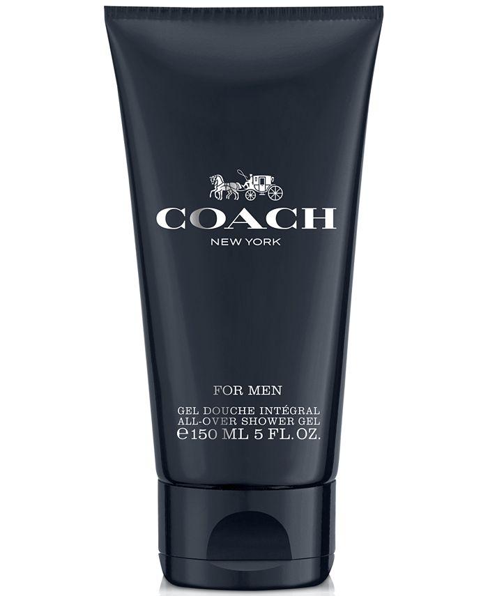 COACH - FOR MEN Shower Gel, 5-oz.