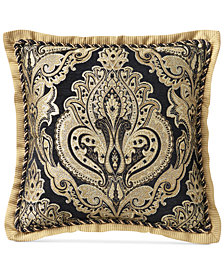 "CLOSEOUT! Croscill Pennington 18"" Square Decorative Pillow"