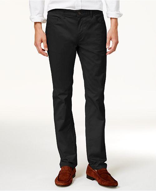 Michael Kors Men's Parker Slim-Fit Stretch Pants