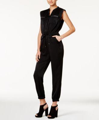 Bar 3 black dress jumpsuit