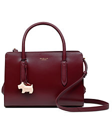 Radley London Liverpool Street Multiway Leather Satchel