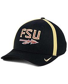 Nike Florida State Seminoles Aerobill Classic Sideline Swoosh Flex Cap