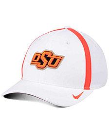 Nike Oklahoma State Cowboys Aerobill Classic Sideline Swoosh Flex Cap