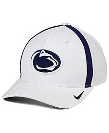Nike Penn State Nittany Lions Aerobill Classic Sideline Swoosh Flex Cap