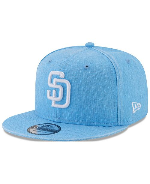 6fa6d95f809 ... discount new era. san diego padres neon time 9fifty snapback cap. be  the first