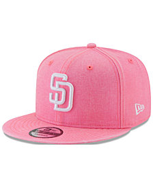 New Era San Diego Padres Neon Time 9FIFTY Snapback Cap