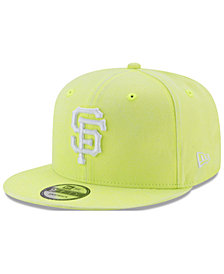 New Era San Francisco Giants Neon Time 9FIFTY Snapback Cap