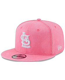New Era St. Louis Cardinals Neon Time 9FIFTY Snapback Cap