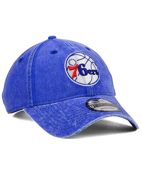 top fashion 6e6ee 5ab4d New Era. Philadelphia 76ers Italian Wash 9TWENTY Dad Cap. Be the first to  Write a Review. main image  main image  main image  main image ...