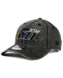 New Era Utah Jazz Italian Wash 9TWENTY Dad Cap