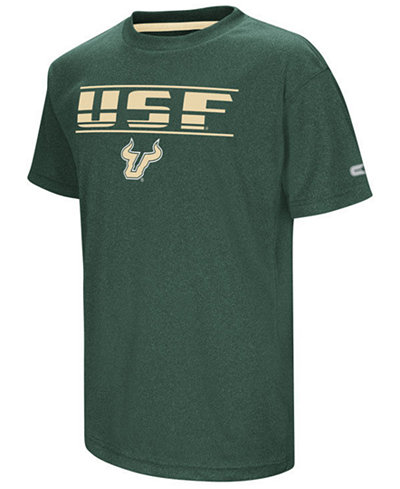 Colosseum South Florida Bulls Head Start T-Shirt, Big Boys (8-20)