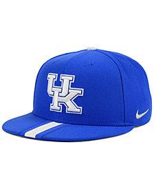 Nike Kentucky Wildcats Sideline True Snapback Cap