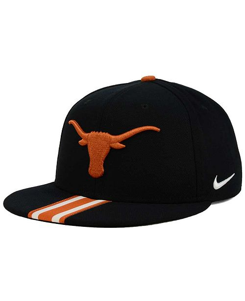 competitive price 0756c bb6d8 ... Nike Texas Longhorns Sideline True Snapback Cap ...