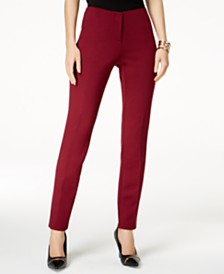 Alfani Petite Hollywood Skinny Pants, Created for Macy's