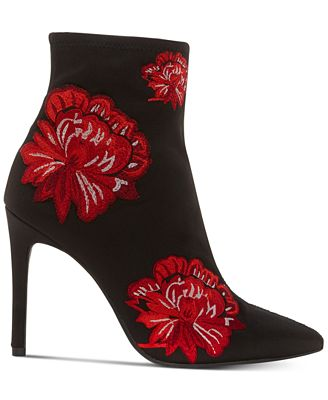 Jessica Simpson Pelanna Booties Women's Shoes