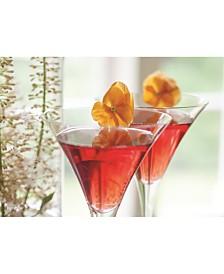 CLOSEOUT! Lenox Stemware, Tuscany Classics Martini Glasses, Set of 4