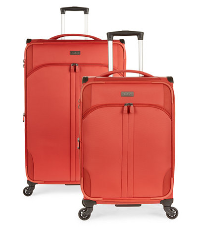 Antler Aire DLX Expandable Spinner Luggage Collection