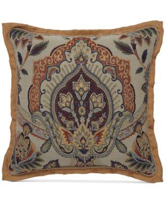 """CLOSEOUT! Callisto 18"""" Square Decorative Pillow"""