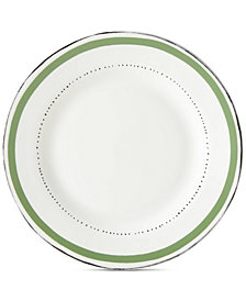 kate spade new york Union Square Green Dinner Plate