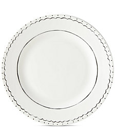 kate spade new york Union Square Doodle Dinner Plate
