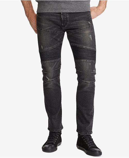 8e9d2539a4fb Polo Ralph Lauren Men s Sullivan Slim-Fit Jeans   Reviews - Jeans ...