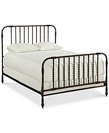 Athos Metal Queen Bed