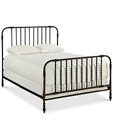 Athos Metal Queen Bed