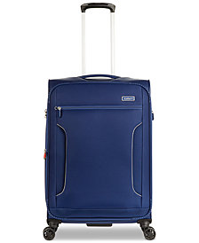 """Antler Cyberlite II DLX 27"""" Softside Expandable Spinner Suitcase"""