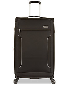 "CLOSEOUT! Antler Cyberlite II DLX 30"" Softside Expandable Spinner Suitcase"