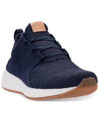 New Balance Men\u0027s Fresh Foam Cruz Running Sneakers from Finish Line