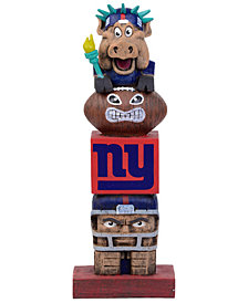 Evergreen Enterprises New York Giants Tiki Totem
